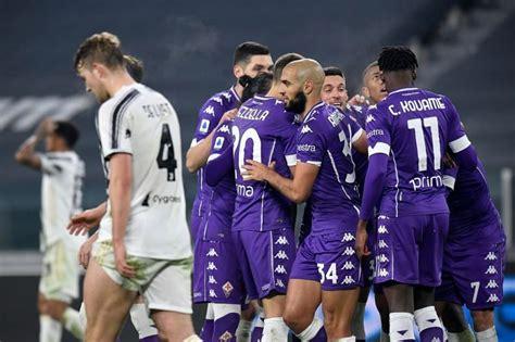 Juventus 0-3 Fiorentina: Player Ratings as champions lose ...