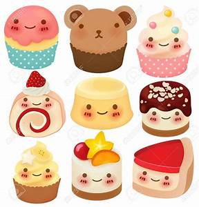 Kawaii Food Clipart (87+)