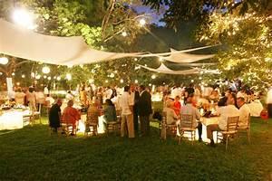¿Tienes en puerta una fiesta en tu jardín? Aquí unas ideas