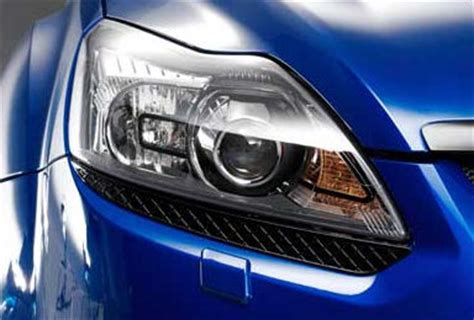 focus rs headlight brows ford focus club ford owners