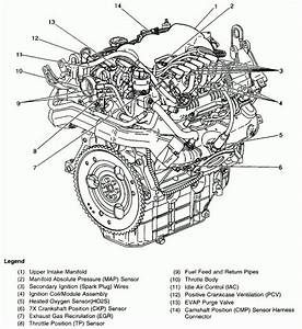 2008 Chevy Malibu Diagram