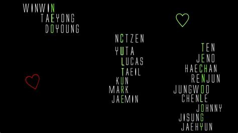 nct pc wallpapers wallpaper cave