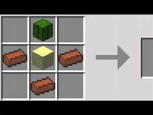 Minecraft Crafting Ideas - YouTube