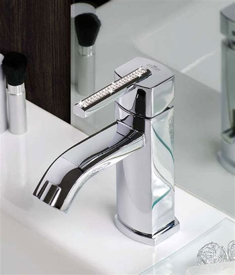 luxury swarovski bathroom faucet iroonie