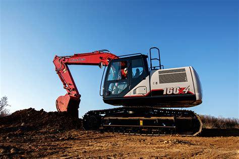 link belt   excavator
