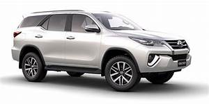 Toyota Fortuner Full Feature Car Photo