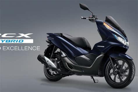 Pcx 2018 Masalah by Honda Pcx Hybrid Jadi Motor Of The Year 2018