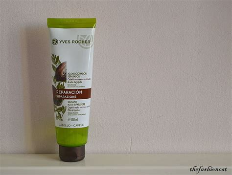 yves rocher si鑒e social yves rocher balsamo nutri riparatore the fashion cat