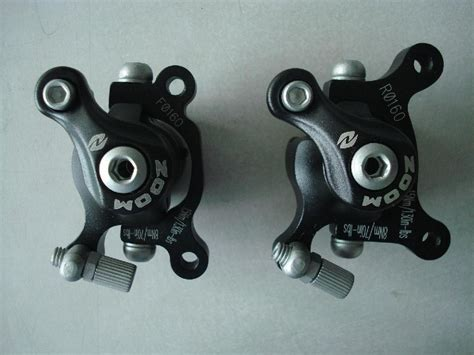 bicycle mechanical disc brake including rotor db
