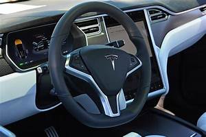Tesla Model X Interior Photograph by Mike Martin