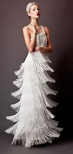 All that jazz 20s inspired wedding dresses brit co for 20s wedding dresses