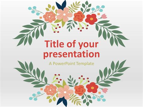 spring powerpoint templates  highest quality