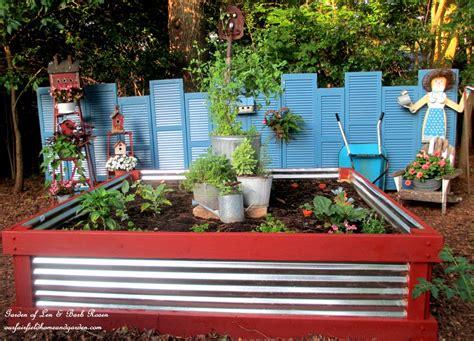 building a raised garden raised herb garden the whoot