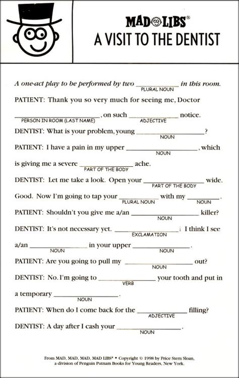 6 Best Images Of Funny Blank Mad Libs Printable  Blank Printable Mad Libs, Funny Mad Libs