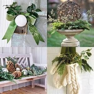 Weihnachtsdekoration Für Den Garten : glamorous weihnachtsdeko garten basteln dekorationen ~ Michelbontemps.com Haus und Dekorationen