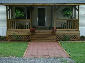 Classic Front Porch Design Stroovi Effective Porch Flooring Options