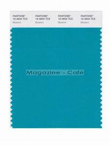 Pantone Smart 16-4834 TCX Color Swatch Card, Bluebird ...