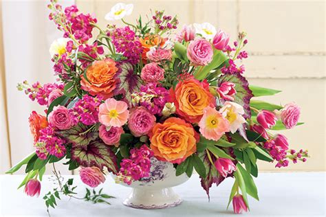 bring a sense of luxury to with flowers
