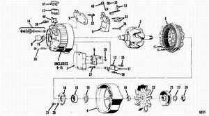 Alternator Remy 1105422