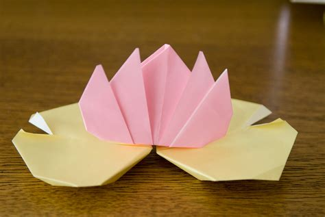 jeffrey friedl s blog 187 origami water lily