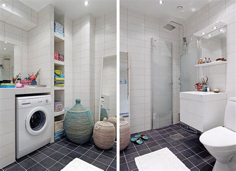 Все о ванной Дизайн ванной со стиральной машиной