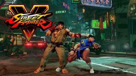 Street Fighter V's Ps4 File Size Revealed  Pure Playstation
