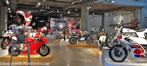 Motorcycle Museums