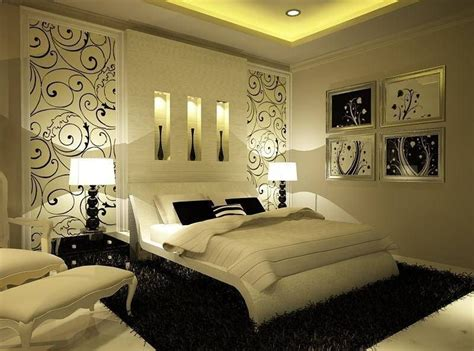 Bedroom Decor Ideas For Couples by White And Black Bedroom Beautiful Bedroom