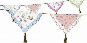 Vintage Tea Party Garland - Afternoon Tea Party Supplies