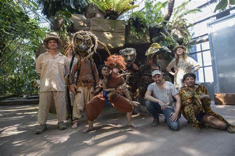 Berlin Botanischer Garten Dschungelbuch by Auf Theater Safari Mit Mogli Und Balu Cus Leben