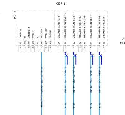 Cdr Wiring Output Back Picture Diagram Pcm