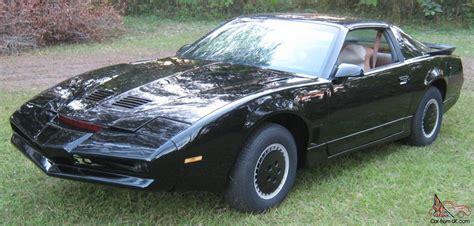 how cars run 1986 pontiac firebird trans am electronic valve timing 1986 pontiac firebird trans am kitt karr knight rider