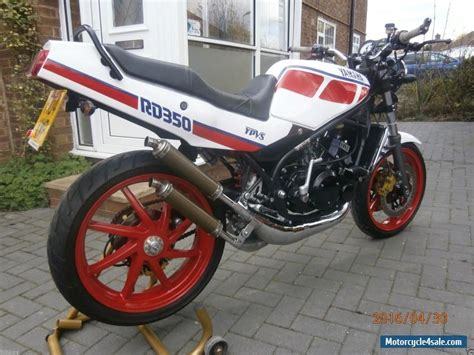 1989 yamaha rd350 ypvsn hybrid for sale in united kingdom
