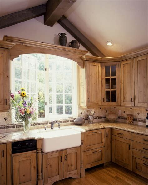 rustic  country kitchens traditional kitchen