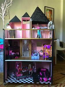Barbie Haus Selber Bauen : was der weihnachtsmann bringt oder monster high puppenhaus ~ Lizthompson.info Haus und Dekorationen