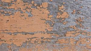 rough old wood with peeling paint background texture | www ...