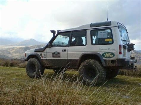 Land Rover Discovery Modification by 300tdi Land Rover Discovery 3dr Special Modification
