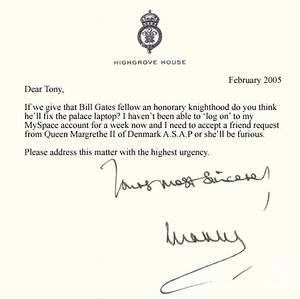 Exclusive Prince Charles39s Letters To The Government The Poke