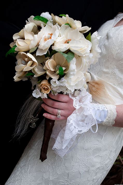 20 Cute And Quirky Wedding Bouquet Ideas Huffpost