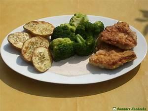 Esslöffel Mehl Gramm : putenschnitzel in eih lle mit broccoli und rosmarin ofenkartoffeln gunnars kochecke ~ Orissabook.com Haus und Dekorationen
