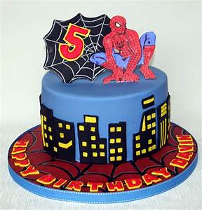 Happy 5th Birthday Boy Spiderman | www.pixshark.com ...
