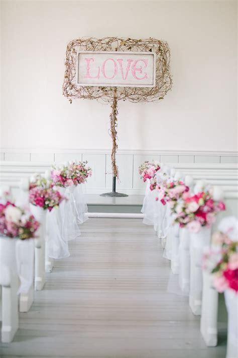 20 Stunning Ceremony Backdrops Wedding ceremony