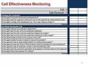 2013 hdi session 607 call monitoring scoring for success With call monitoring template