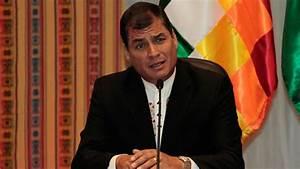 Ecuador's Correa: Obama's exceptionalism talk reminiscent ...
