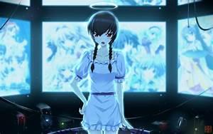 Fondos de Pantalla Kami nomi zo Shiru Sekai Anime Chicas