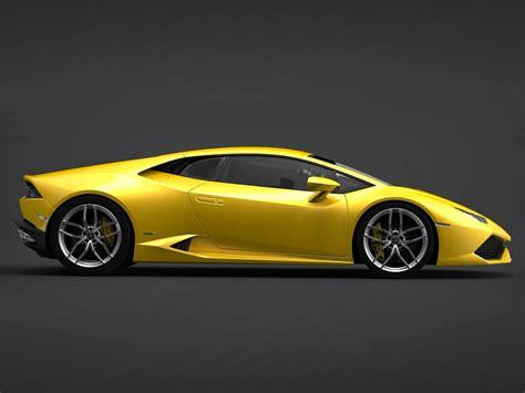 New Lamborghini Huracan Lp610-4 Super Car Wallpaper