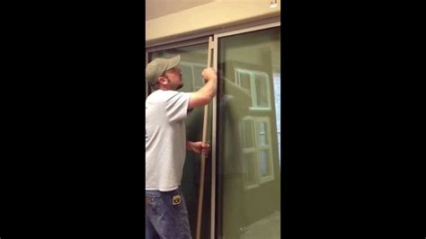 installing slide right patio door closer