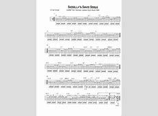 Badbelly's Banjo Boogie 12bar blues TAB Tom Hanway's