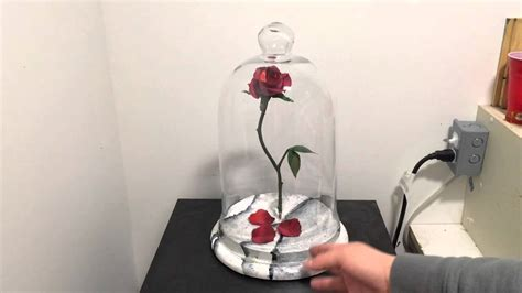 Disney's Beauty And The Beast Full Scale Rose