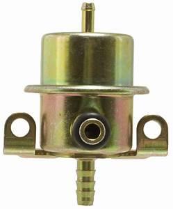 Fuel Injection Pressure Regulator Advantech 8m4 Fits 86
